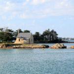 Chapelle dans le golfe du Morbihan